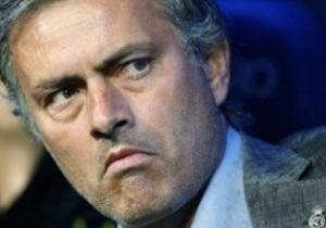 Моуриньо: Если Реал провалит битву за Кубок, поставлю на игроках крест и поубиваю их