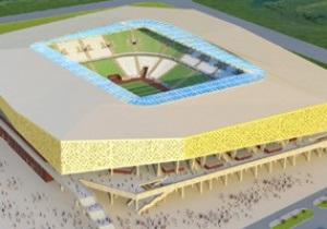 Львовский стадион готов на 50 процентов