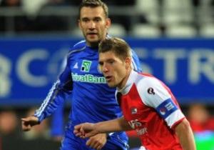 Шевченко повредил колено