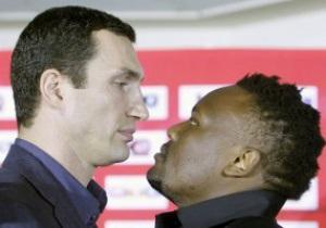 Дерек Чисора: Бой Кличко с Бриггсом опозорил бокс