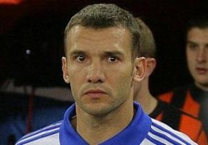 Андрій Шевченко: Моя участь у матчі з АЗ під питанням