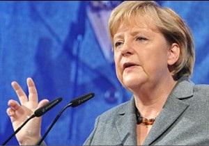 Меркель:  мультикультурне суспільство  не вдалося