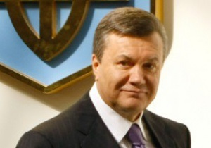 Янукович поздравил Кличко с победой над Бриггсом