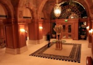 Шахтер разместился в самой дорогой гостинице Лондона