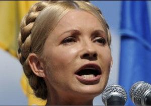 Тимошенко повторила б   зловживання   уряду