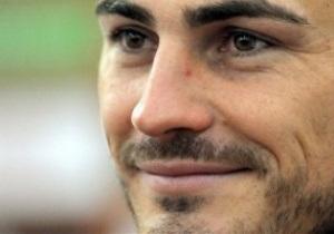 Касильяс: Я главный поклонник игры Барселоны