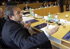 Платіні: у Польщі встигають до Євро 2012