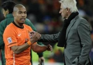 Де Йонг может завершить карьеру в сборной из-за конфликта с тренером
