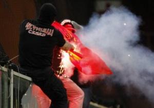 Сербские фанаты обещают сорвать ответный матч с Италией