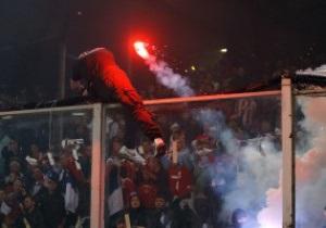 UEFA может наказать Италию за случившееся в Генуе