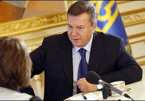 Янукович: ми побороли безлад останніх 5 років
