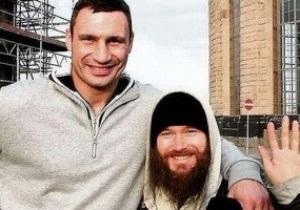 Віталій Кличко запросив на бій з Бріггсом бомжа