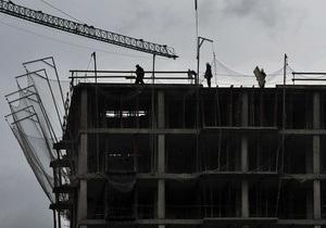 Мінрегіонбуд: Рівень кредитування в будівництві зріс до 17%