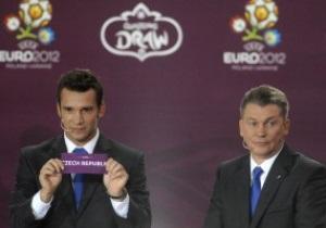 Вечір Євро-2012 - на СПОРТ bigmir)net