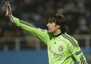 IFFHS: Шовковський не потрапив до рейтингу найкращих воротарів XXI століття