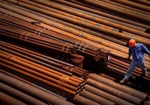 Один из крупнейших в Украине производителей труб сократил производство на 60%