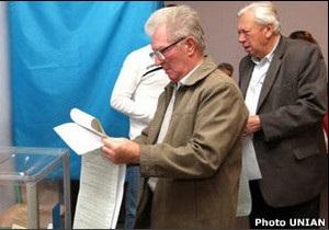 В Україну їдуть спостерігачі на виборах