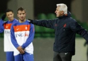 Евро-2012. Группа Е: Голландия штампует победы, Венгрия изгаляется над карликом