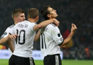 Евро-2012. Группа А: Германия легко громит Турцию