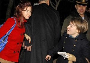 Анна Чепман проводжала космонавтів на МКС