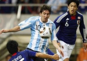 Збірна Японії сенсаційно перемагає Аргентину