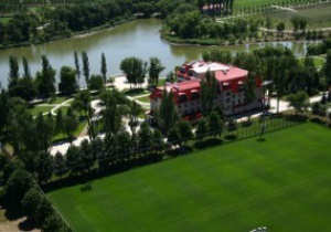 Фотогалерея: Квартирне питання. Українські тренувальні бази для Євро-2012