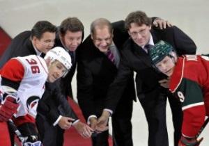 Поехали. Матчем в Хельсинки стартовал новый сезон NHL