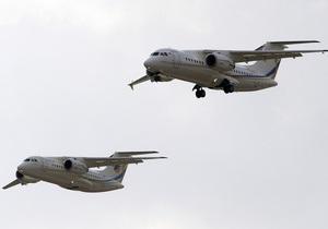 Продвижением украинских самолетов займется российская компания