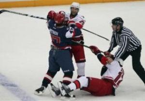 КХЛ vs NHL. СКА одолел Каролину