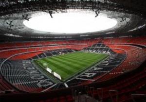 Сборная Украины свои матчи на Евро-2012 проведет в Киеве и Донецке