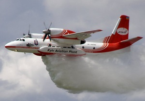 Антонов до конца года поставит три самолета Ан-32 в Ирак