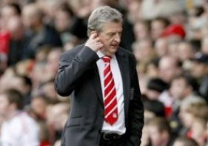 Ходжсон: Зараз Ліверпуль не може змагатися з Арсеналом або Челсі