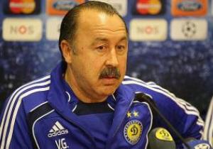 Газзаєв залишив Динамо