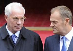 Прем єр Польщі: Євро-2012 пройде в чотирьох українських і чотирьох польських містах