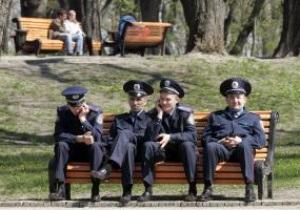 40 тисяч міліціонерів заговорять англійською до Євро-2012