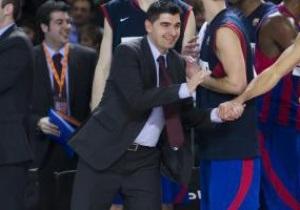 Хосеп Беррокаль: Играли в баскетбол 10 минут