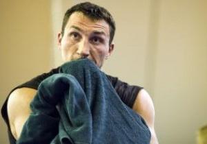 IBF не дозволила бій між Володимиром Кличком і Джеймсом Тоні