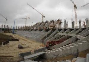 Эксперты УЕФА начали очередную проверку украинских стадионов