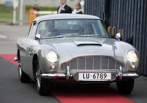 Aston Martin опередил Apple в рейтинге CoolBrands