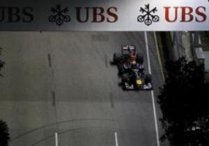 Сингапур не гарантирует будущего Гран-при