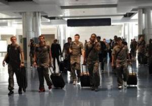 Шахтар прибув до Португалії