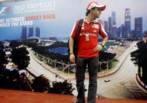 СПОРТ Bigmir)net представляє Гран-прі Сінгапуру