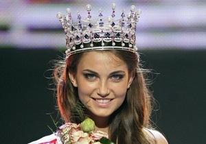 На Корреспондент.net відбудеться чат з Міс Україна-2010