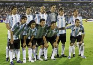 Джерело у ФФУ: Аргентина не хоче грати з Україною