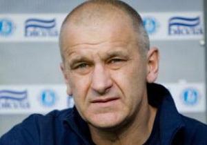 Вадим Тищенко: Ми створили багато моментів і показали непогану гру