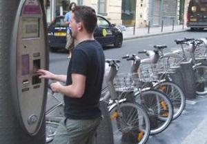 К Евро-2012 во Львове откроют пункты проката велосипедов