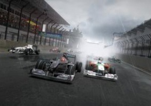 Игра  F1 2010 появится в продаже на этой неделе