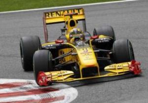 Команда Renault подписала контракт с российским спонсором