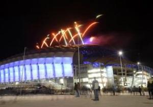 Фотогалерея: Футбольное новоселье. В Польше открылась первая арена Евро-2012