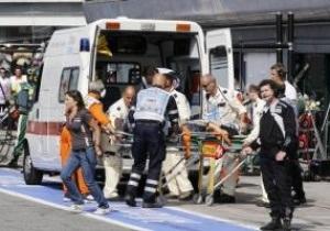 Механика Hispania скоро выпишут из больницы